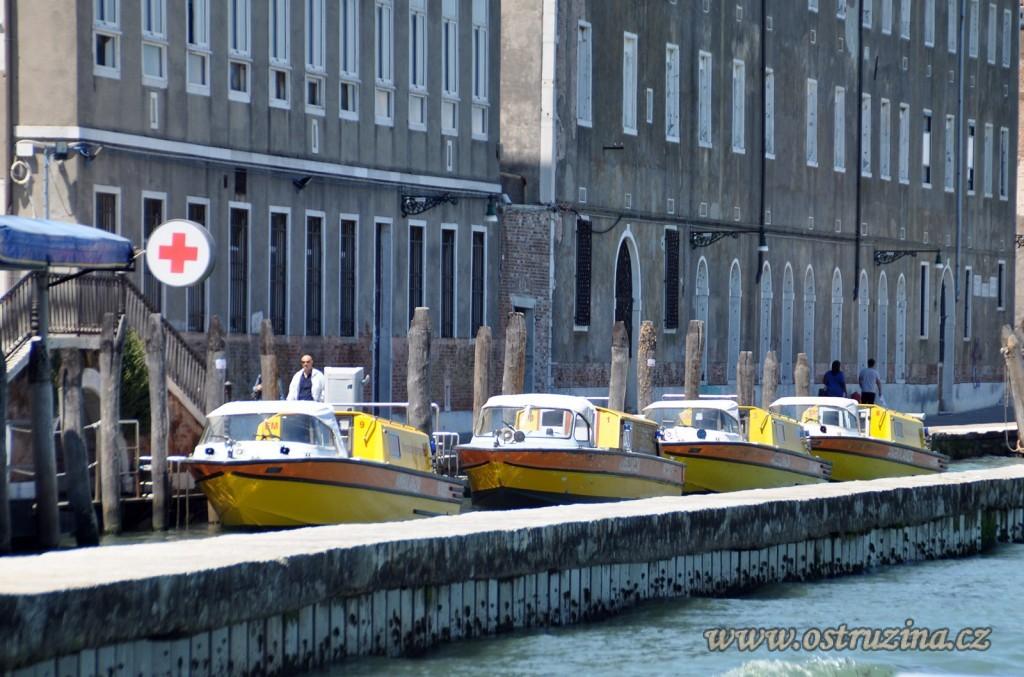 Benátky ambulance