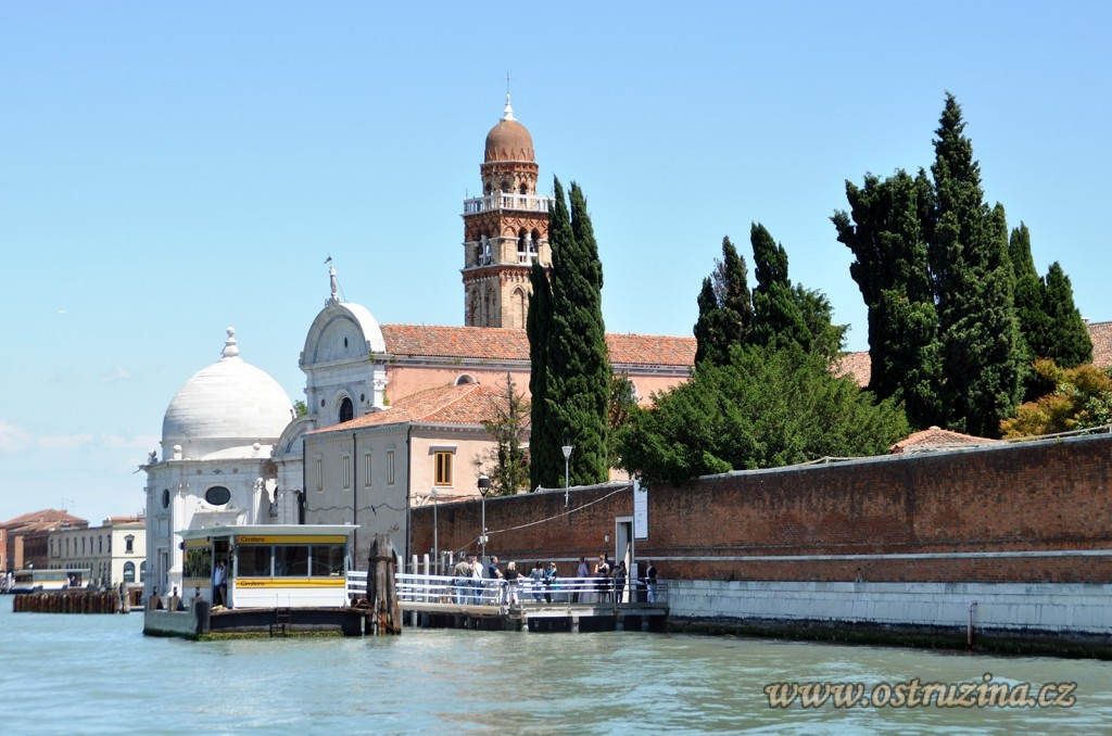 Benátky zastávka