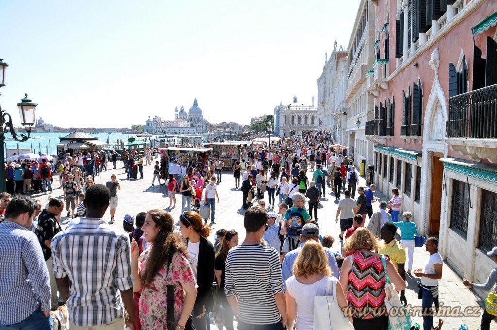 Benátky stanice sv. Marka