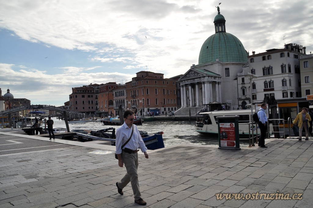 Benátky nádraží