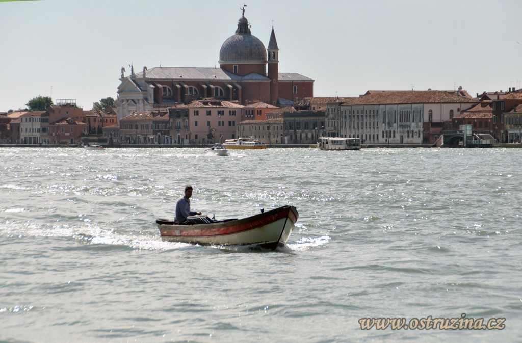 Benátky cestování