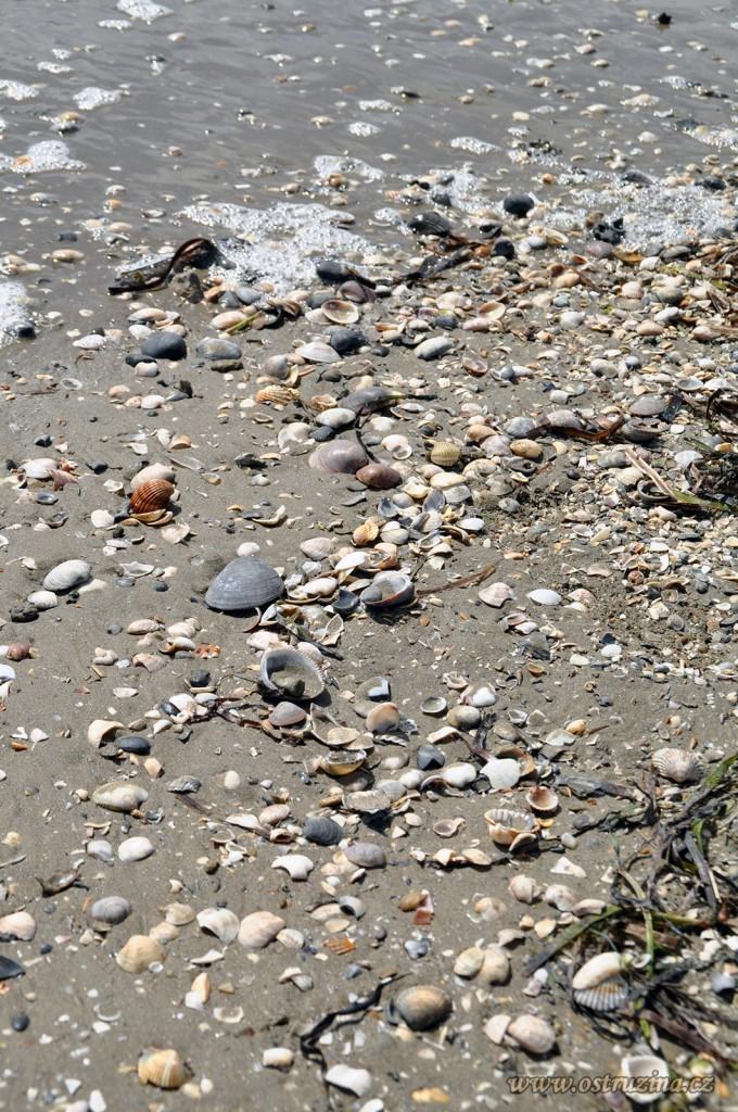 Benátky pláž Lido