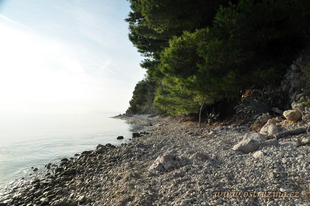 Igrane panenská pláž