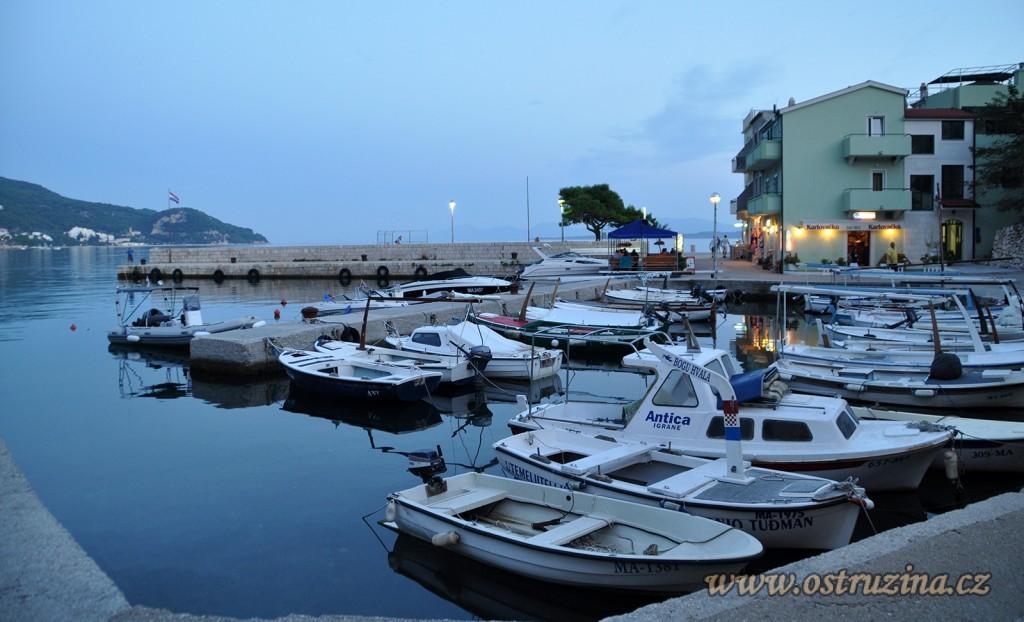 Igrane noční přístav